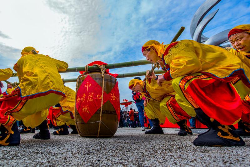 第四届中国酱文化节摄影大赛获奖名单公告