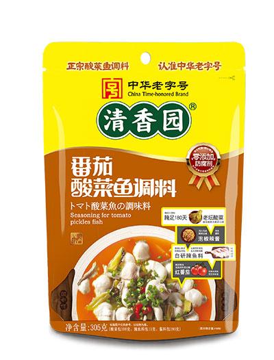 乐动体育官网下载app园番茄酸菜鱼调料305g
